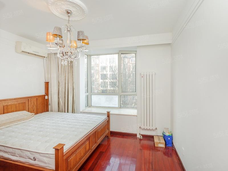 北京我爱我家美利新世界 中间楼层 三居室 临近公园第4张图