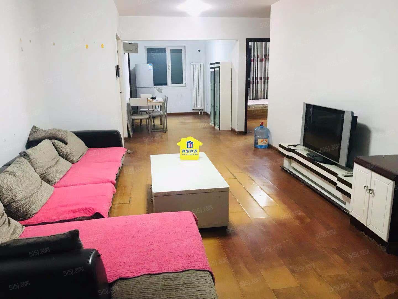 新上 世纪星城,正规两居,随时入住 看房方便