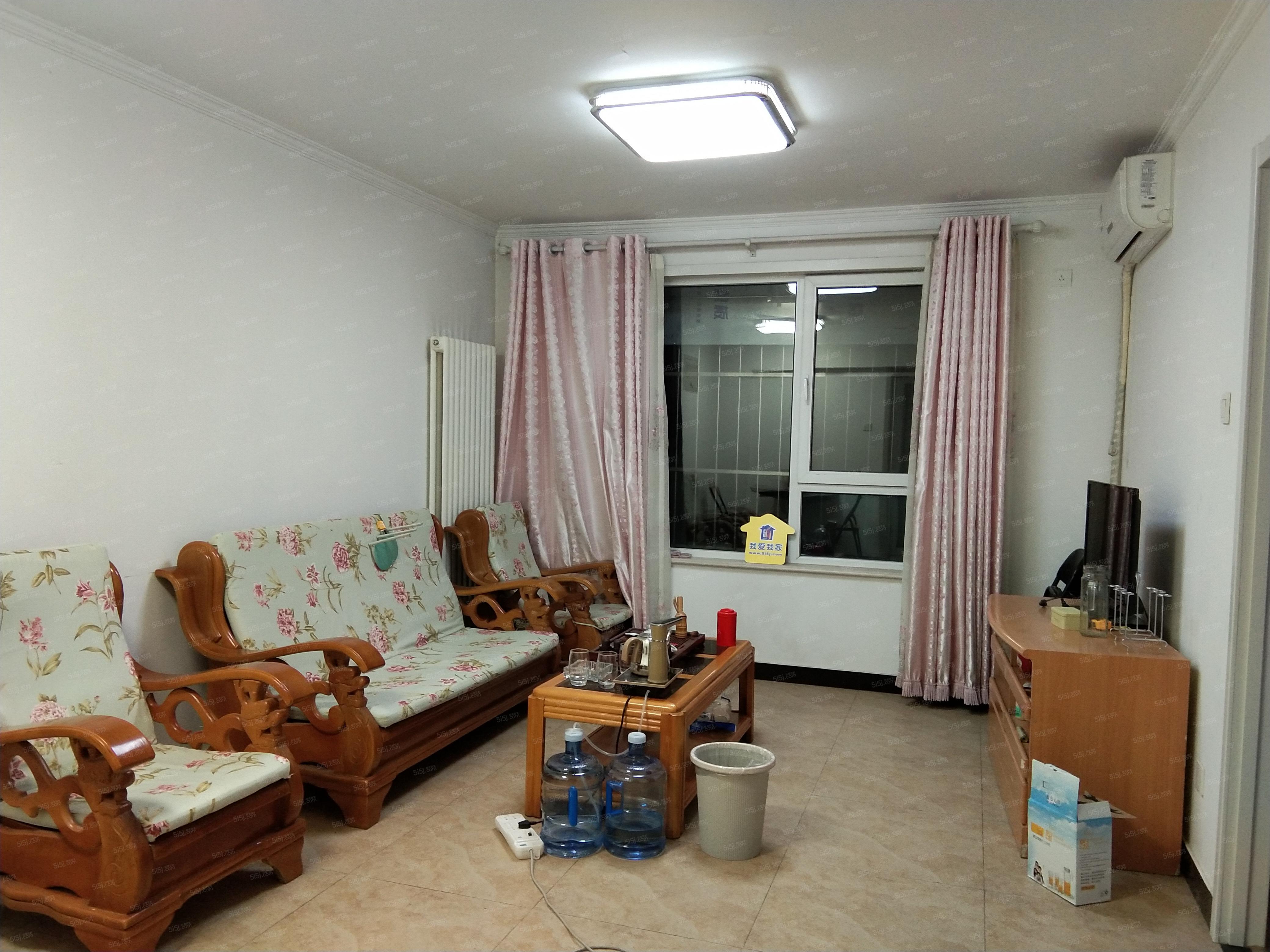 天翠阳光新城 精装两居室 南北通透 随时看房 拎包入住