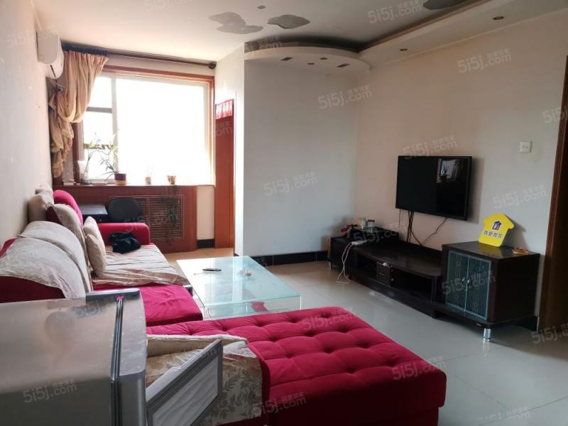 北京我爱我家山水汇豪,中间楼层,两居室出租第1张图