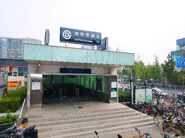 中建国际港图片